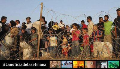 Els desplaçaments de refugiats
