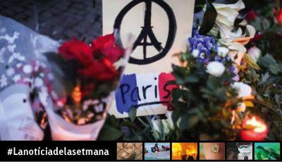 Per parlar del terror i de Pau