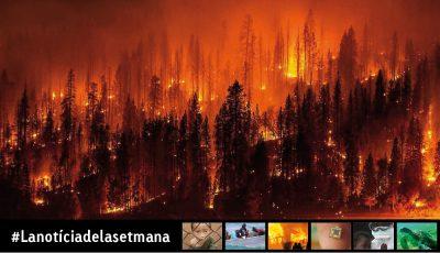 L'incendi de Canadà