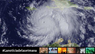 """L'huracà """"Matthew"""" i l'aiguat del Maresme"""