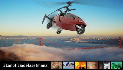 """Ja es pot comprar un """"cotxe"""" volador!"""