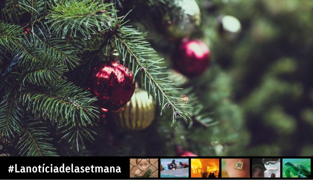 L'equip de Text-La Galera us desitja un Bon Nadal!