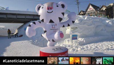 Comencen els Jocs Olímpics d'hivern!