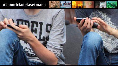 El mòbil a l'escola