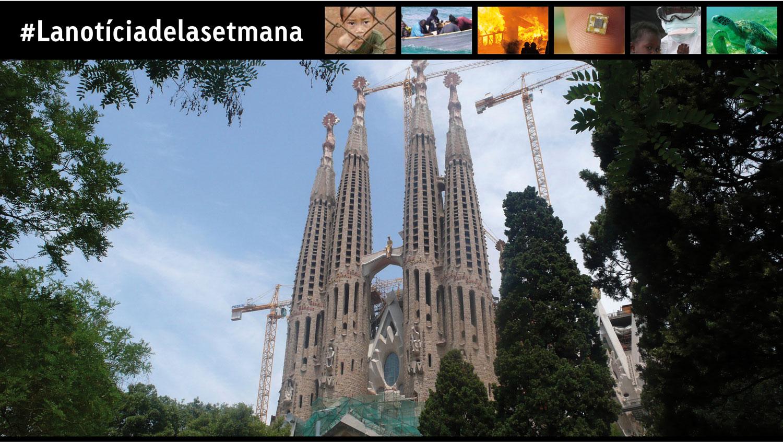 La Sagrada Família, el sisè monument més visitat del món?