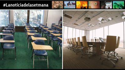 Com tractar a l'aula el que passa al carrer?