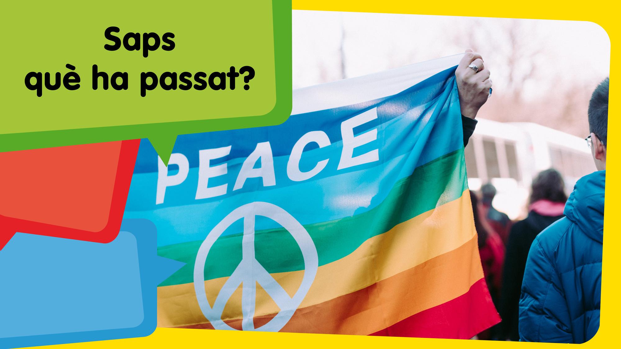La pau és el camí