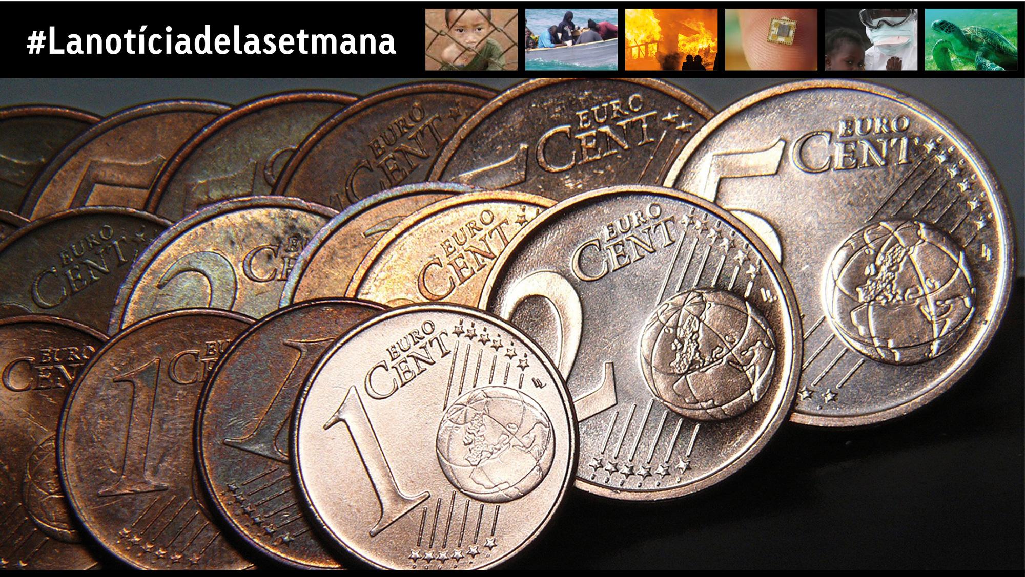 Nous i vells límits en l'ús de monedes