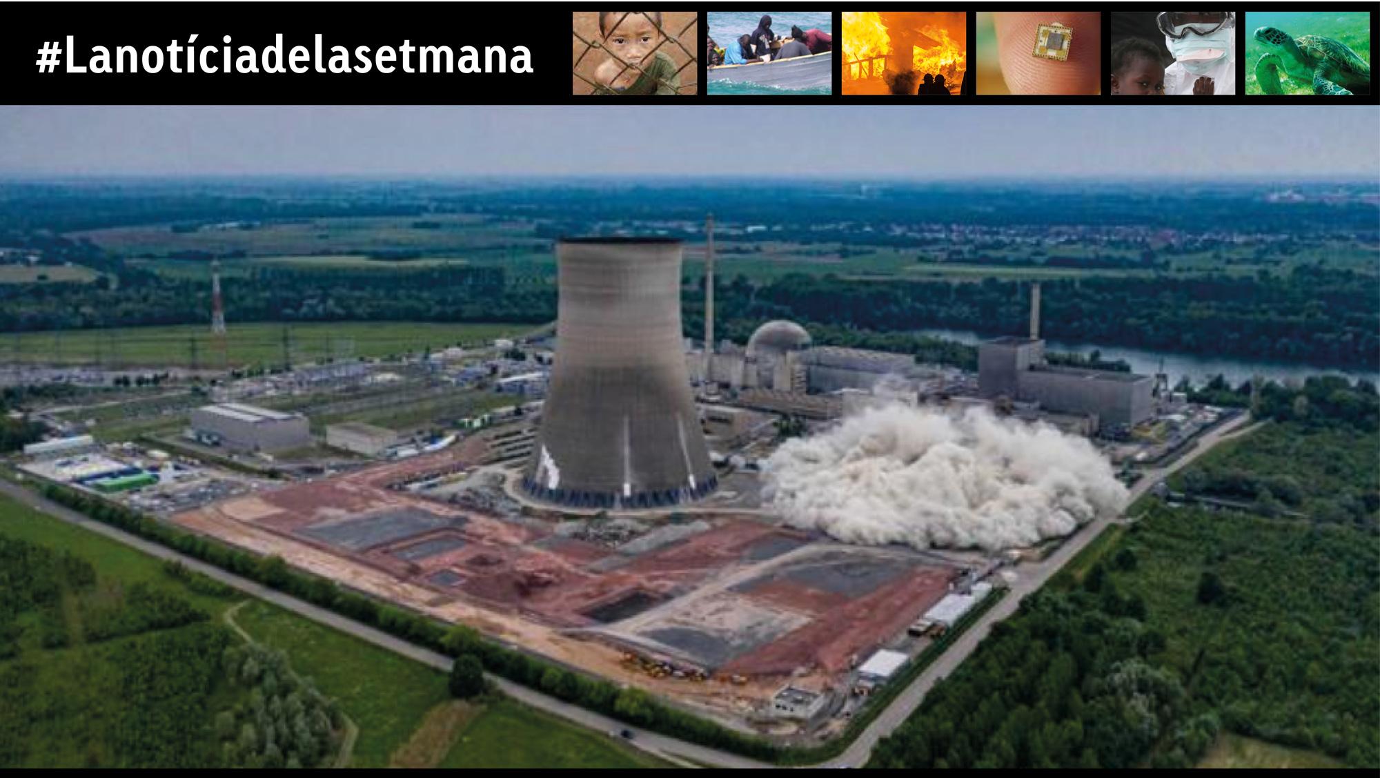 Ens acostem a la fi de l'energia nuclear?