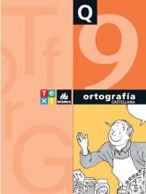 Quadern Ortografía castellana 9