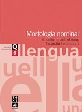 Quadern de llengua 6: Morfologia nominal
