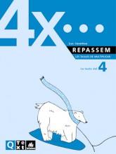 Quadern Taules de multiplicar del 4