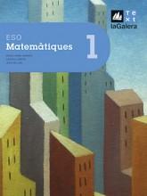 Matemàtiques 1r curs ESO Edició LOE