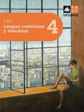 Lengua castellana y literatura 4t curs ESO Edició LOE