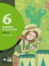 TRAM Quadern d'activitats Música 6