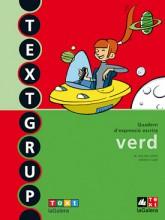 Textgrup verd - Quadern d'expressió escrita 4