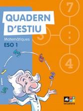 Quadern d'estiu Matemàtiques 1