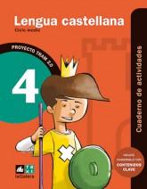 TRAM 2.0 Cuaderno de actividades Lengua castellana 4