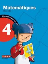 TRAM 2.0 Matemàtiques 4