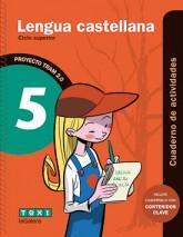 TRAM 2.0 Cuaderno de actividades Lengua castellana 5