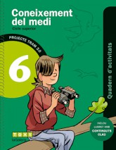TRAM 2.0 Quadern d'activitats Coneixement del medi 6