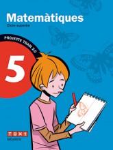 TRAM 2.0 Matemàtiques 5