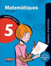 TRAM 2.0 Quadern d'activitats Matemàtiques 5