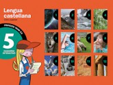 TRAM 2.0 Quadern interactiu Lengua castellana 5