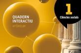 Quadern interactiu Ciències socials 1 ESO Atòmium