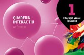 Quadern interactiu Educació visual i plàstica 1 ESO Atòmium