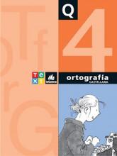 Quadern Ortografía castellana 4