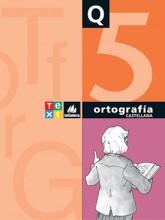 Quadern Ortografía castellana 5