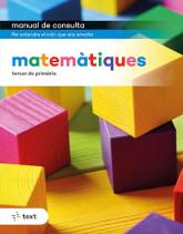 Manual de consulta. Matemàtiques 3
