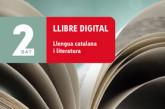 LLIBRE DIGITAL Llengua catalana i literatura 2 BAT