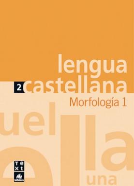 Quadern de lengua castellana Morfología 1