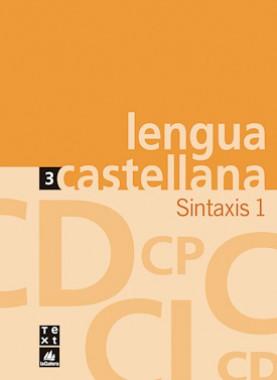 Quadern de lengua castellana Sintaxis 1
