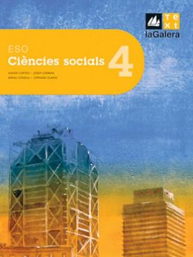 Ciències socials 4t curs ESO Edició LOE