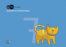 Quadern de matemàtiques 7