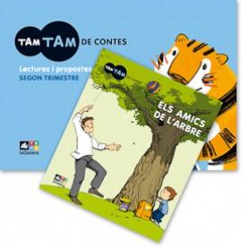 TAM-TAM de contes 2n trim. P4