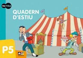 TAM-TAM Quadern d'estiu P5