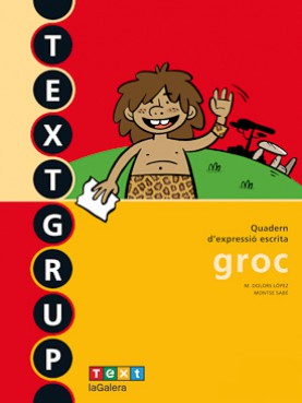 Textgrup groc - Quadern d'expressió escrita 3