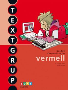 Textgrup vermell - Quadern d'expressió escrita 5