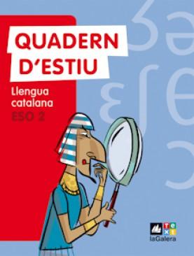 Quadern d'estiu Llengua catalana 2