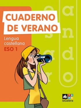 Quadern d'estiu Lengua castellana 1