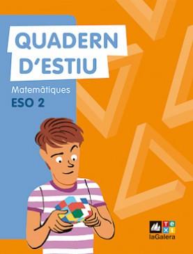 Quadern d'estiu Matemàtiques 2