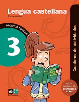 TRAM 2.0 Cuaderno de actividades Lengua castellana 3