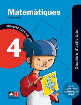 TRAM 2.0 Quadern d'activitats Matemàtiques 4