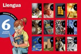 TRAM 2.0 Quadern interactiu Llengua 6
