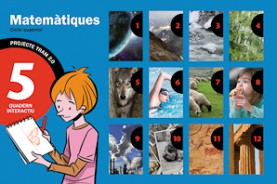 TRAM 2.0 Quadern interactiu Matemàtiques 5