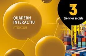 Quadern interactiu Ciències socials 3 ESO Atòmium